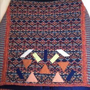 Anthropologie Skirts - Cecilia Prado sweater A-line knit skirt.
